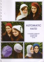 Elaine Cater Automatic Hats